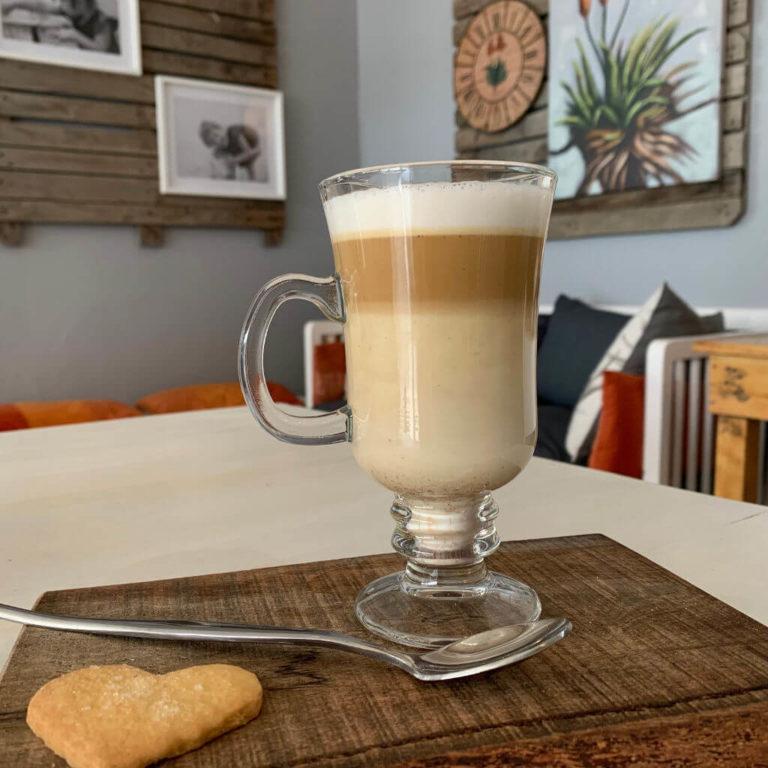 Coffee at Judy's Kitchen